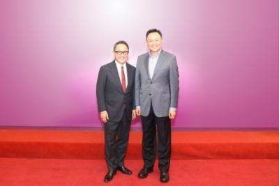 FAW и Toyota подписали соглашение о стратегическом сотрудничестве!