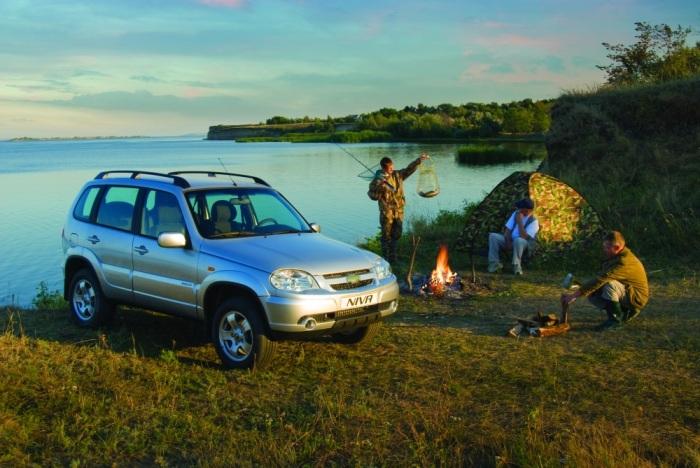 авто для рыбалки и отдыха купить